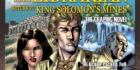 The Librarian: Return to King Solomon's Mines Graphic Novel