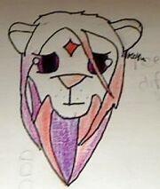 Roxo lion