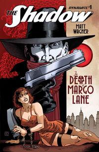 Death Margo Lane Vol 1 1