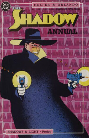 Shadow Annual (DC Comics) Vol 3 1