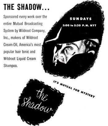 Shadow Radio Show (Wildroot)