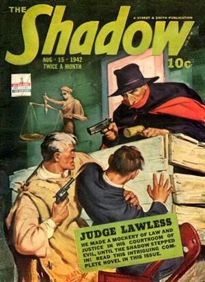 Shadow Magazine Vol 1 252