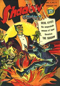 Shadow Comics Vol 1 23