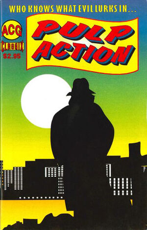 Pulp Action Vol 1 6