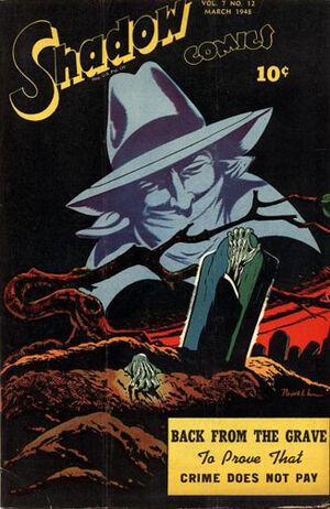 Shadow Comics Vol 1 84