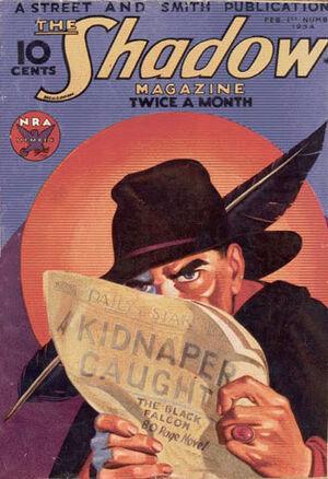 Shadow Magazine Vol 1 47