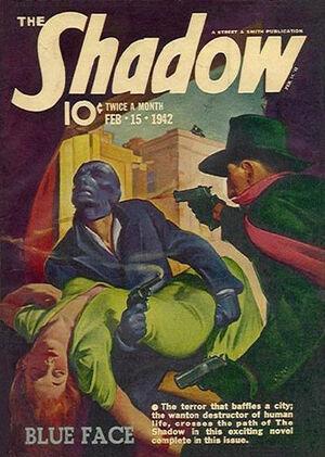 Shadow Magazine Vol 1 240