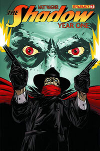 Shadow Year One Vol 1 1 (Torres)