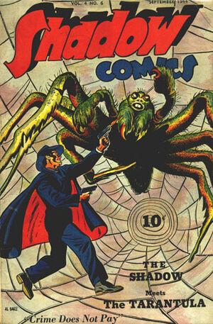 Shadow Comics Vol 1 42