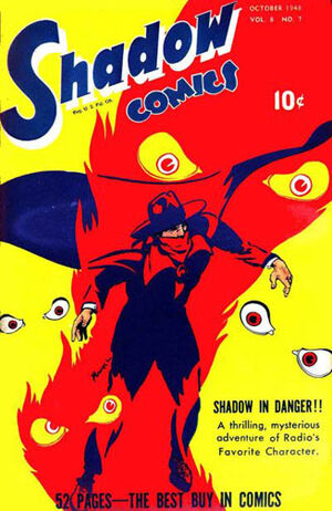 Shadow Comics Vol 1 91