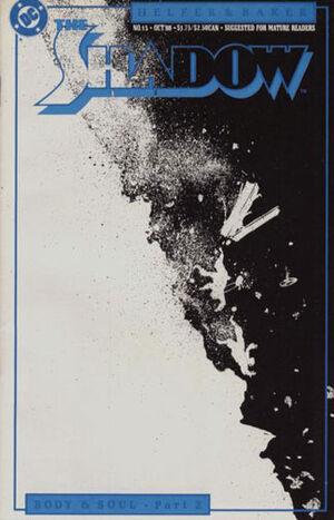 Shadow (DC Comics) Vol 3 15