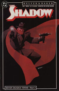 Shadow (DC Comics) Vol 3 9