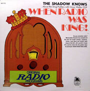 Radio was King (Shadow Knows LP)