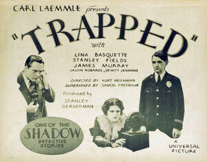 Trapped (1931 Movie)