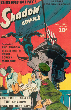 Shadow Comics Vol 1 76