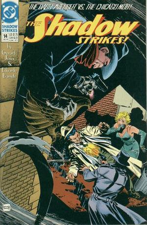 Shadow Strikes (DC Comics) Vol 1 14