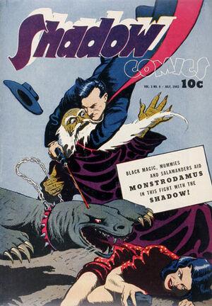 Shadow Comics Vol 1 28