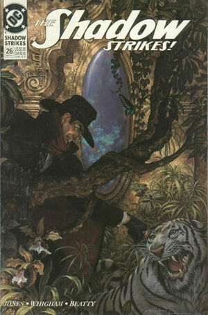 Shadow Strikes (DC Comics) Vol 1 26