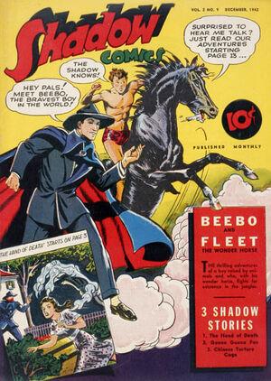 Shadow Comics Vol 1 21