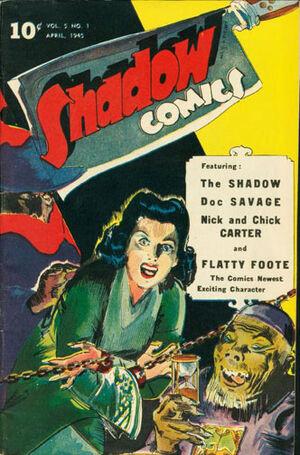 Shadow Comics Vol 1 49