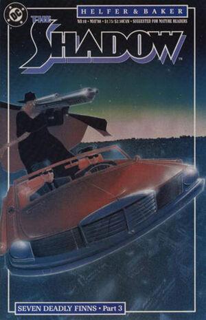 Shadow (DC Comics) Vol 3 10