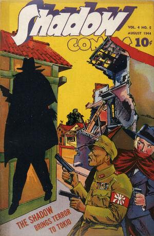 Shadow Comics Vol 1 41