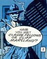 Cliff Marsland (DC Comics)