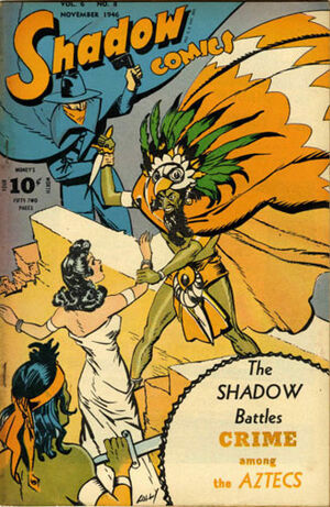 Shadow Comics Vol 1 68