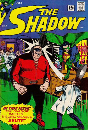 Shadow (Archie Series) Vol 1 7