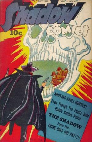 Shadow Comics Vol 1 52