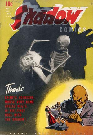 Shadow Comics Vol 1 35