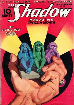 Shadow Magazine Vol 1 33