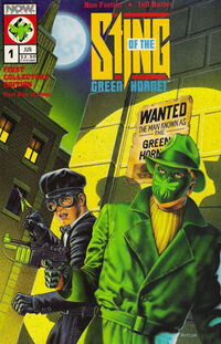 Sting of the Green Hornet Vol 1 1