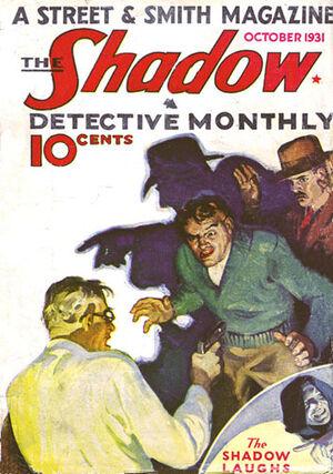 Shadow Magazine Vol 1 3