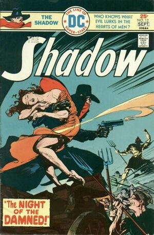 Shadow (DC Comics) Vol 1 12