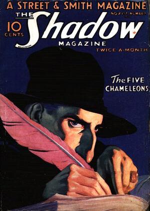 Shadow Magazine Vol 1 17