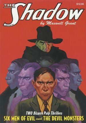 Shadow Magazine Vol 2 13