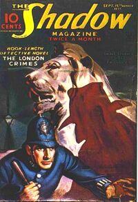 Shadow Magazine Vol 1 86