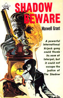 Shadow Beware (Star Books)