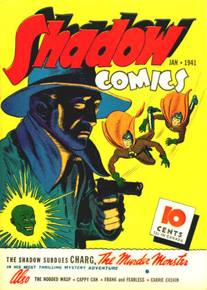 Shadow Comics Vol 1 8
