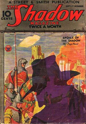 Shadow Magazine Vol 1 61