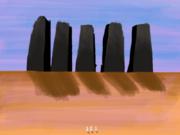 MarsMonoliths