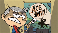 S1E10B Linc with Ace Savvy poster