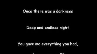 Sarah McLachlan - I Will Remember You Lyrics-1