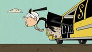 S1E16B Kirby kicks Lincoln out