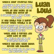 Luan Q&A