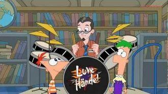 Phineas and Ferb - Ain't Got Rhythm