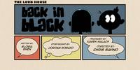 Черный цвет возвращается