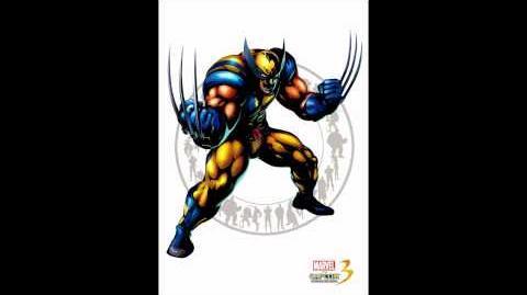 Marvel vs Capcom 3 - Theme of Wolverine-0