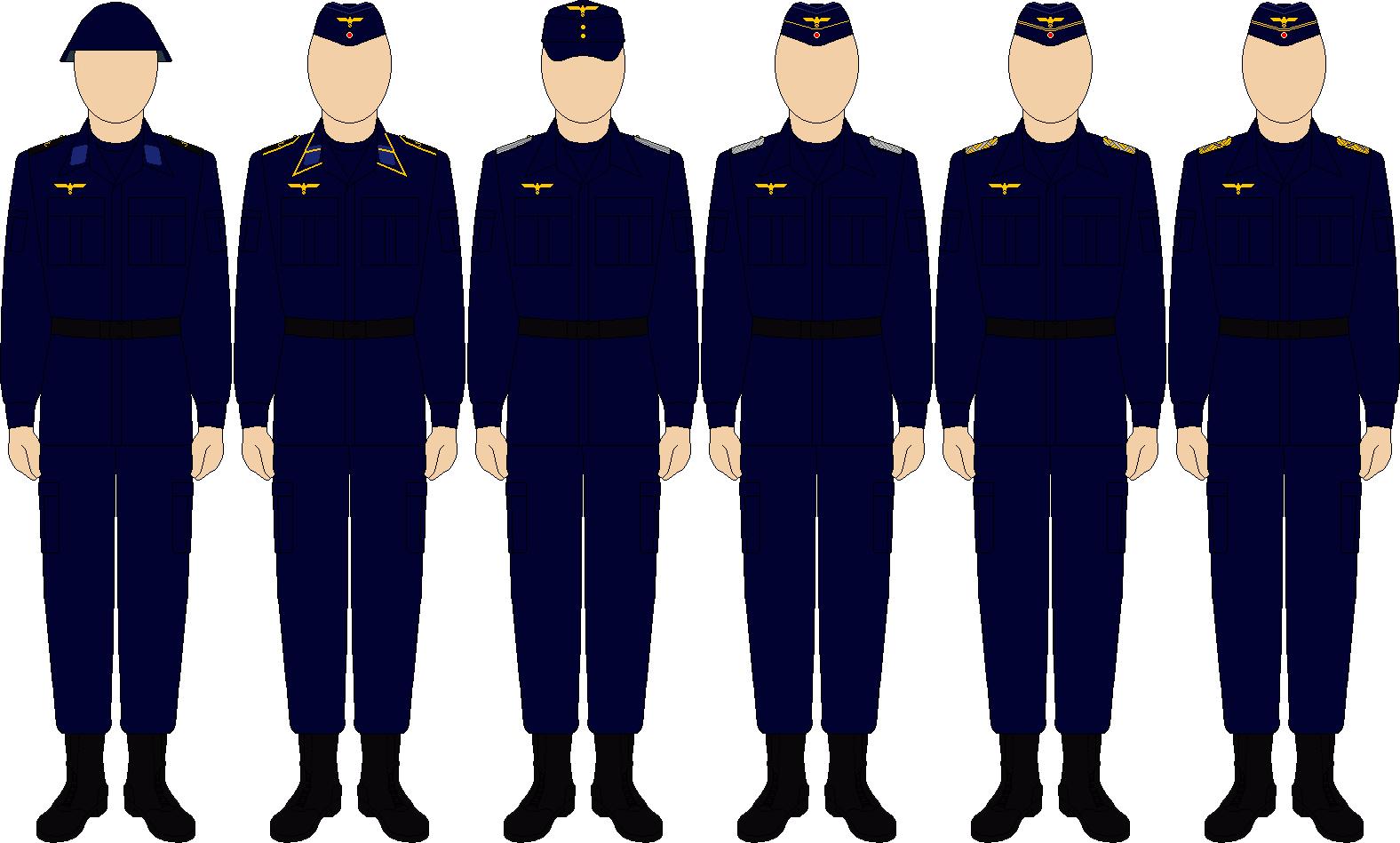 Kriegsmarine Working Uniform